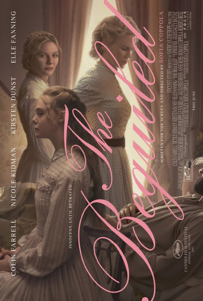 The Beguiled - Cameras by Camtec Motion Picture Cameras