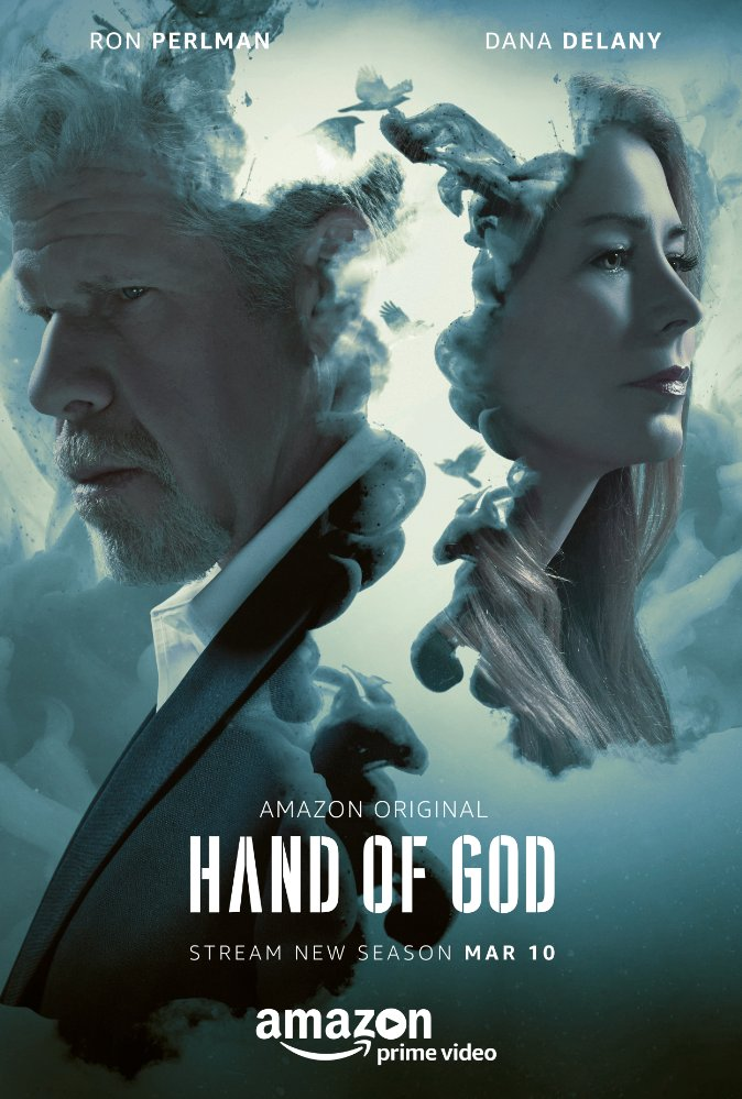 Hand of God (2014-17) - Cameras by Camtec Motion Picture Cameras