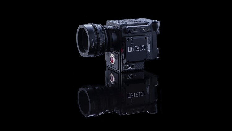 Red Weapon Monstro 8k Vv Camtec