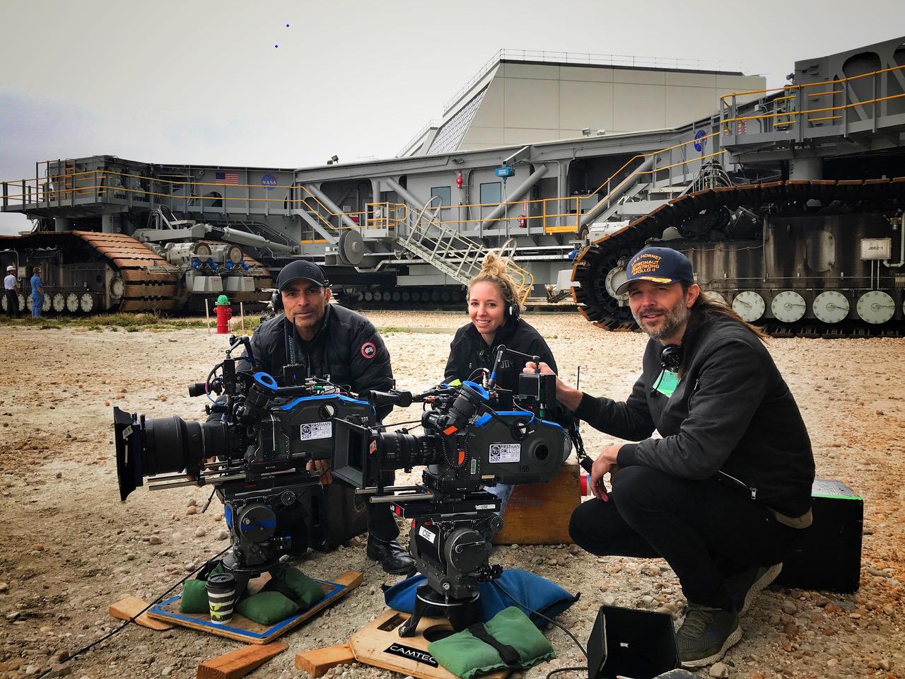 Linus Sandgren FSF And His Team Wrap Damien Chazelles First