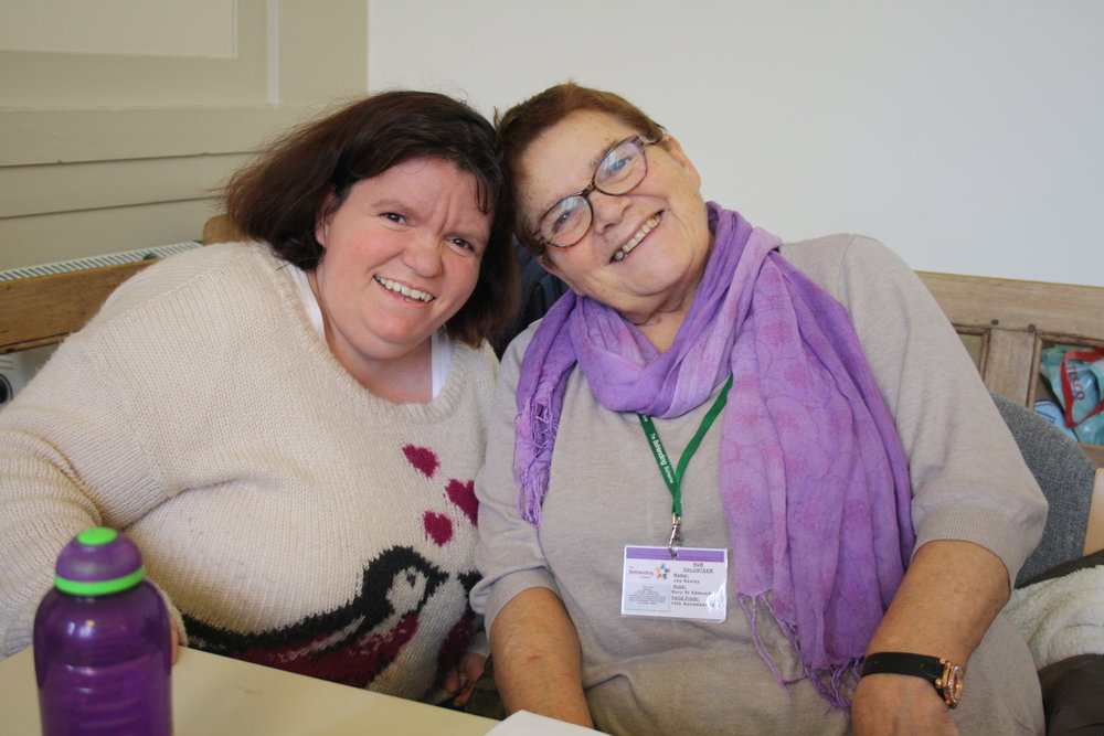 You can change lives. - With a £10 donation to The Befriending Scheme you can help us to improve the lives of the vulnerable people living in our shared community.
