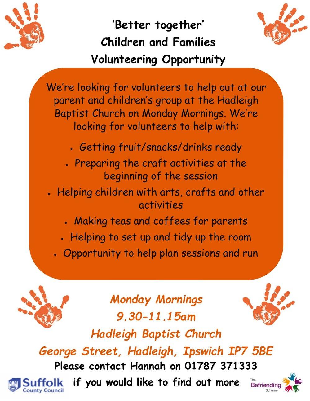 Better Together Volunteering Opportunity.jpg