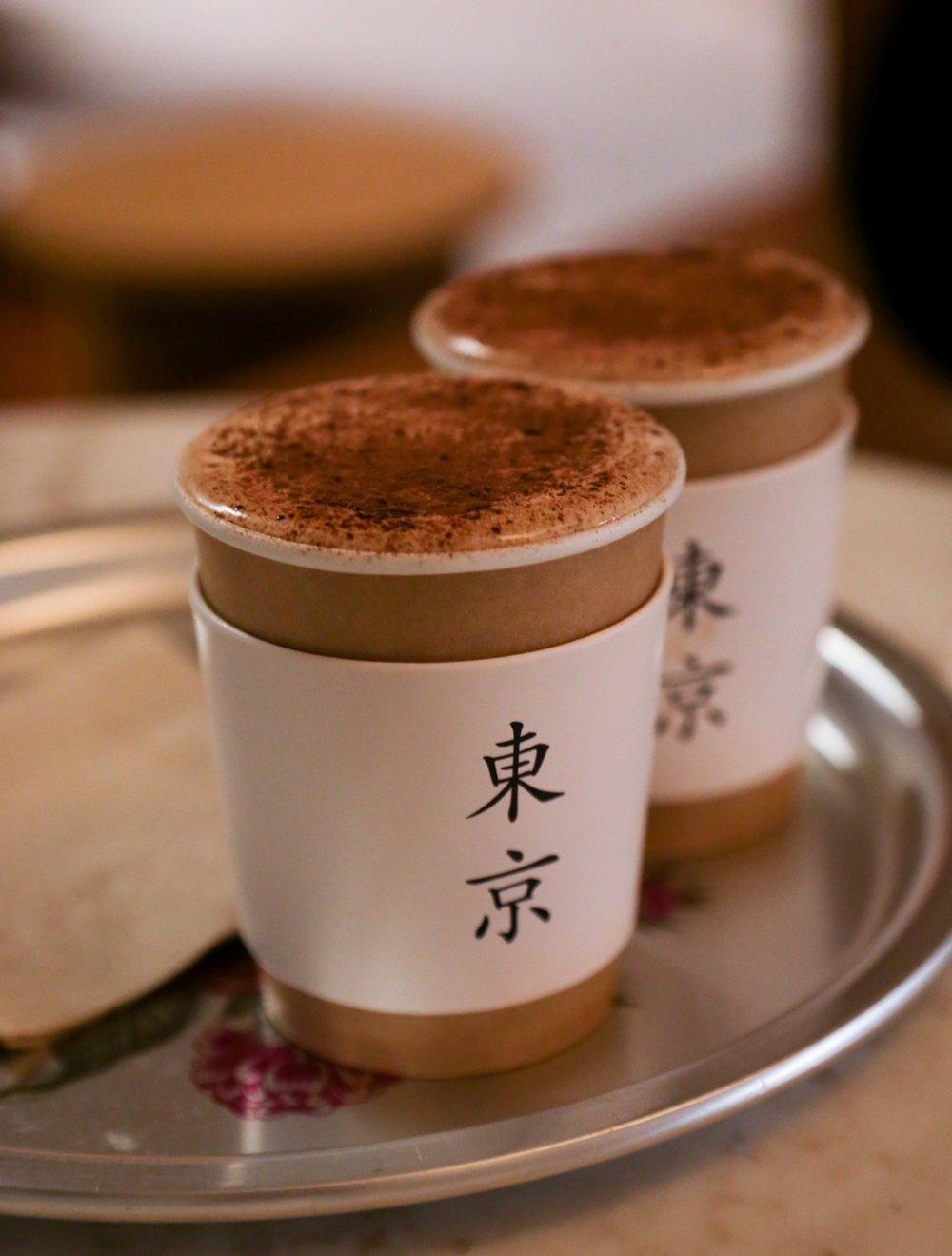 Dong-Gyeong Coffee's Hot Chocolate