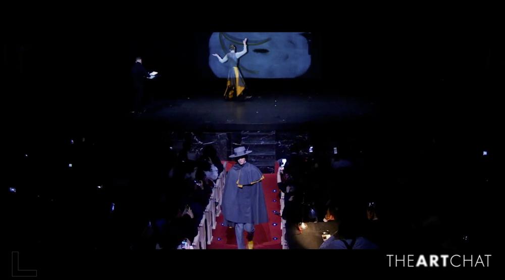 Show LANCES, Teatro Español, enero 2019