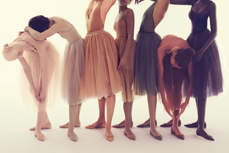 Louboutin release nudes shoe collection for all shades