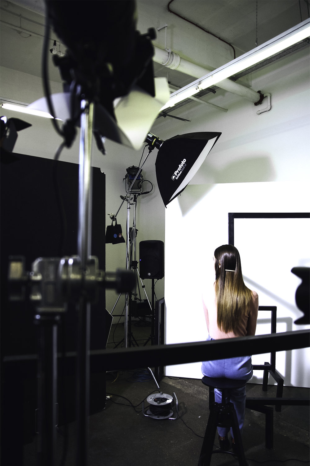 Elle magazine and GHD live shoot 8.jpg