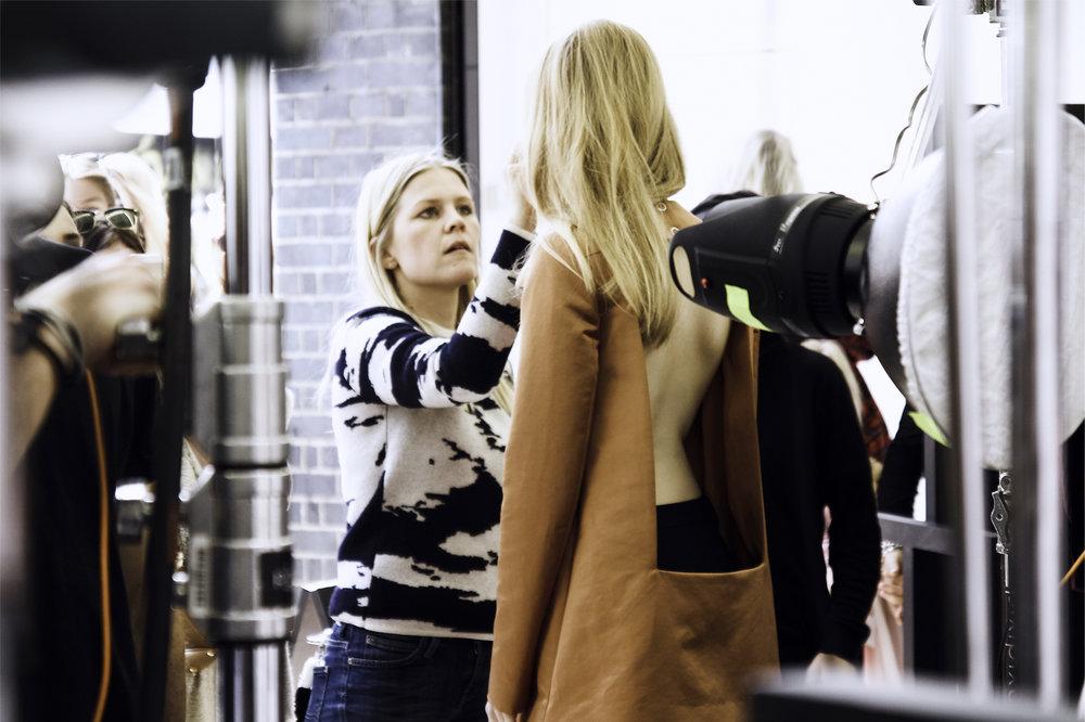 Elle magazine and GHD live shoot 10.jpg