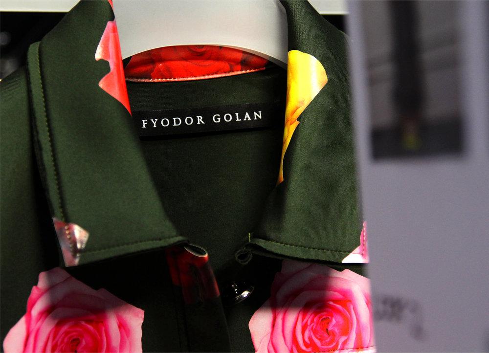 London Fashion week SS16 Backstage Fyodor Golan 13.jpg