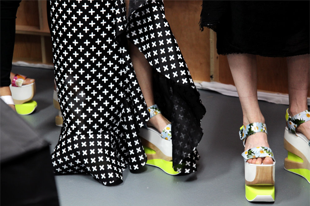 London Fashion week SS16 Backstage Fyodor Golan 14.jpg