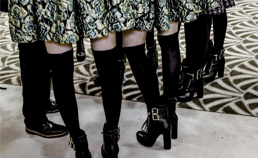 paul Costeloe AW15 Backstage London Fashion Week 1.jpg