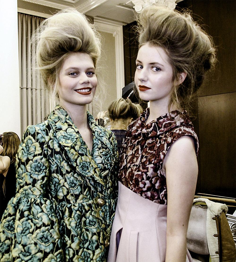 Paul Costeloe AW15 Backstage London Fashion Week 3.jpg