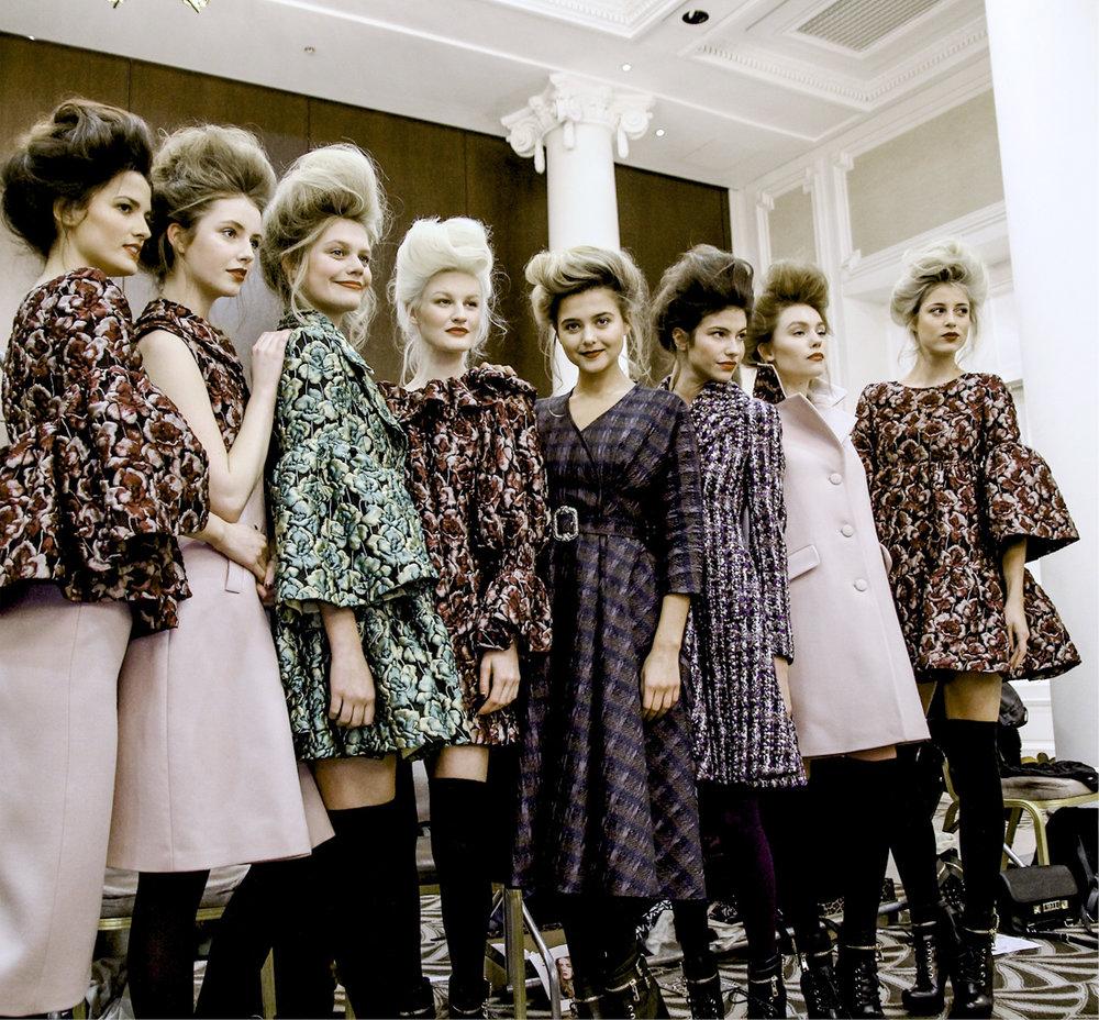 Paul Costeloe AW15 Backstage London Fashion Week 7.jpg