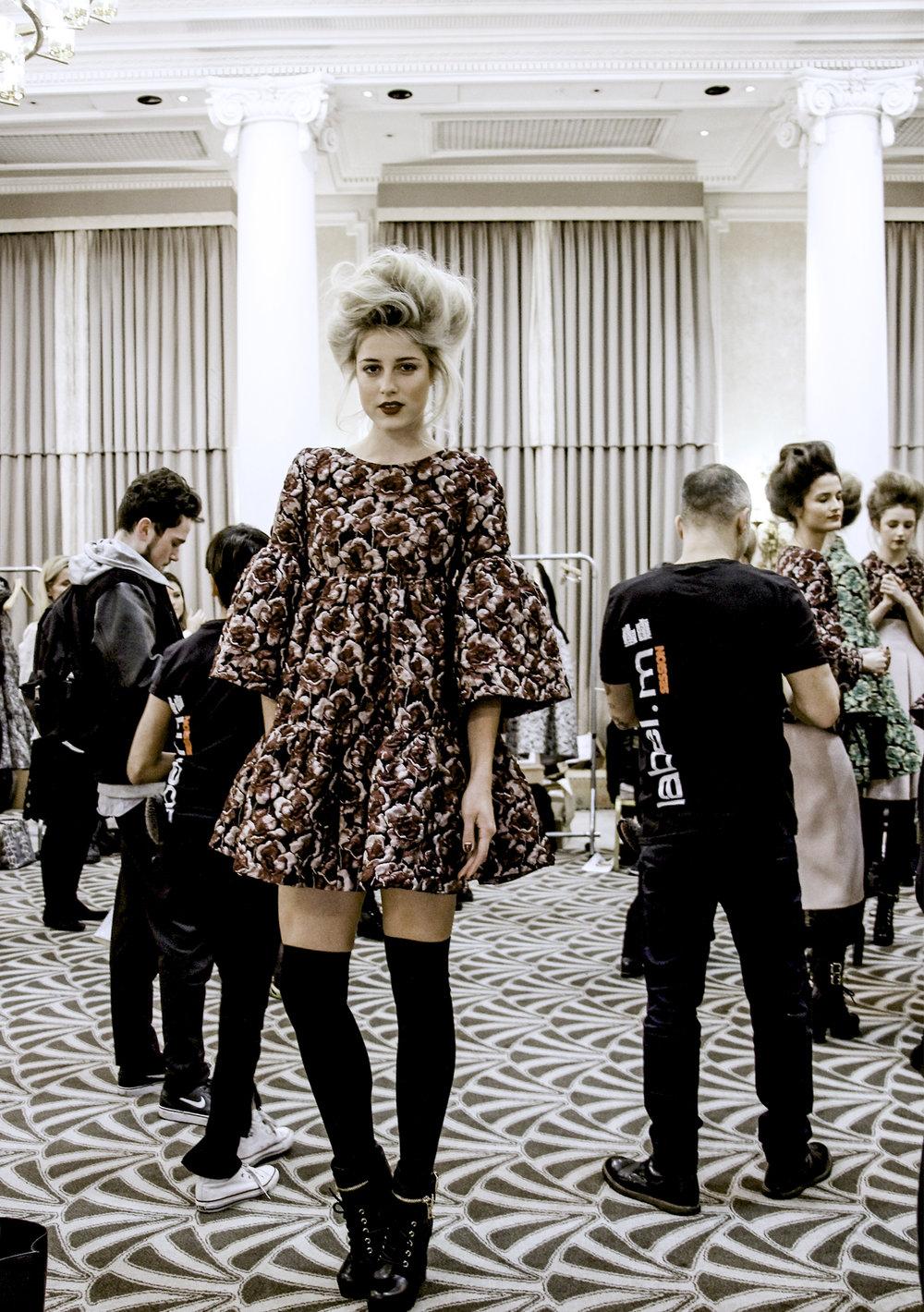 Paul Costeloe AW15 Backstage London Fashion Week 14.jpg