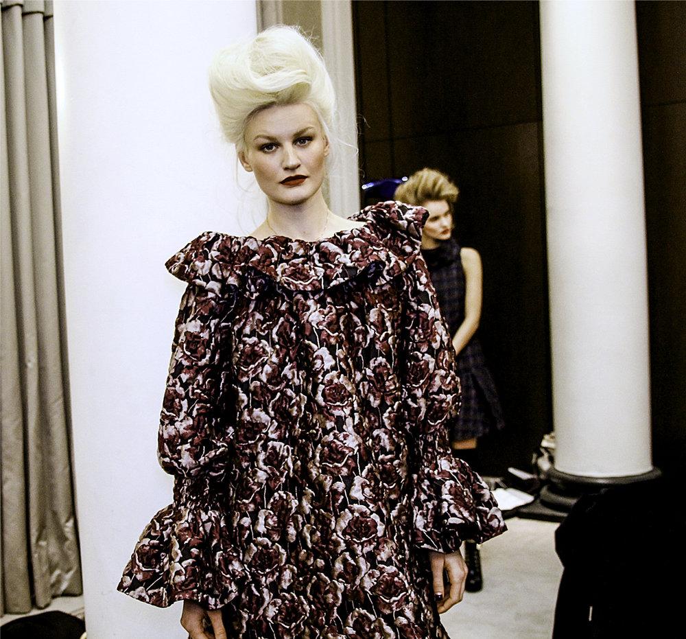 Paul Costeloe AW15 Backstage London Fashion Week 2.jpg