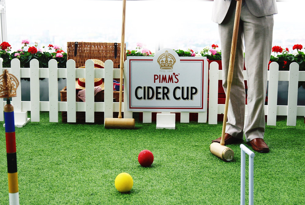 Pimms croquet lawn opens at the view from the shard 3.jpg