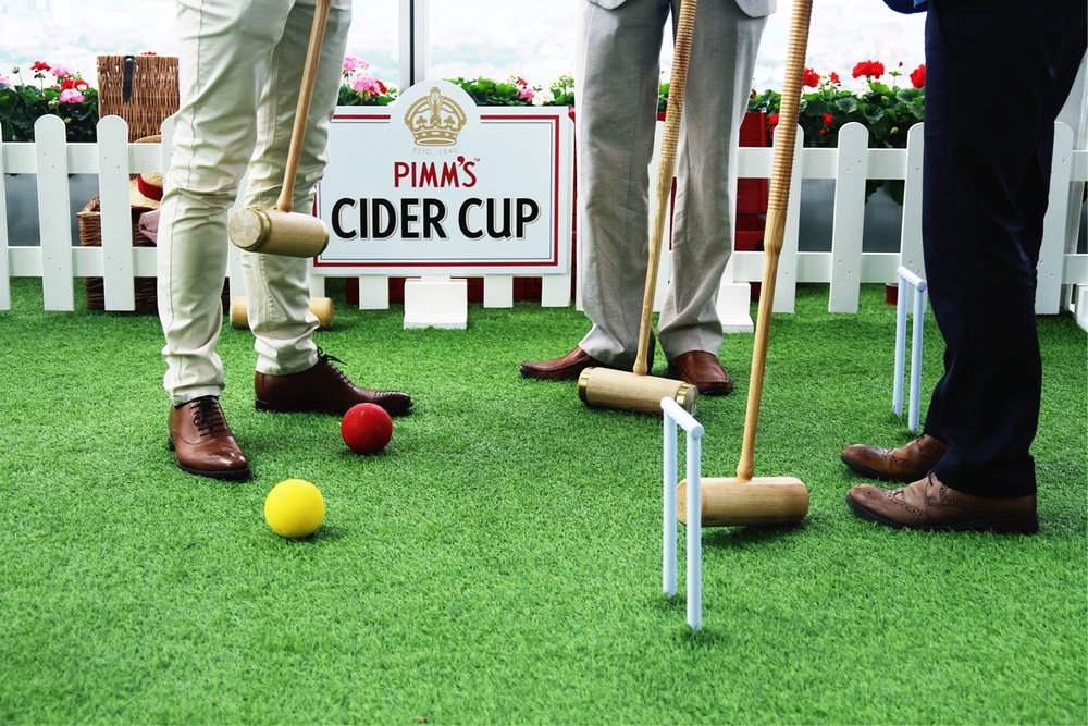 Pimms croquet lawn opens at the view from the shard 6.jpg