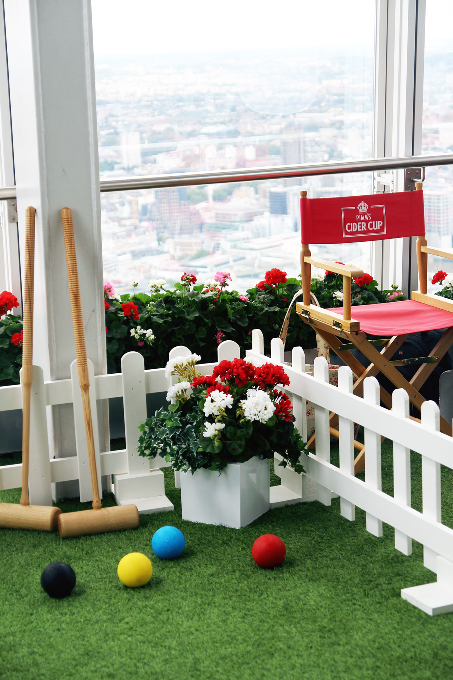 Pimms croquet lawn opens at the view from the shard 7.jpg