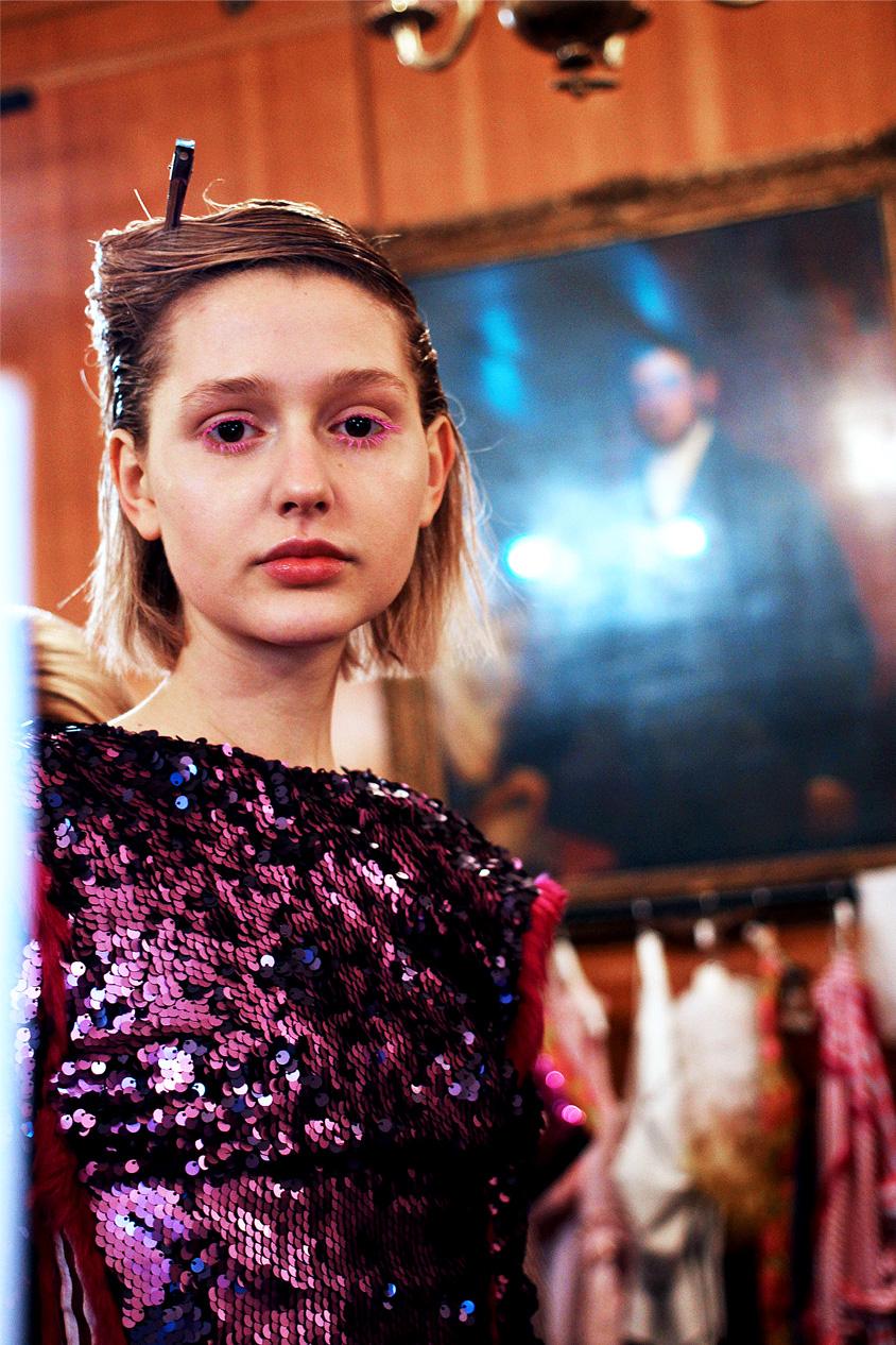london college of fashion MA16 womenswear backstage 12.jpg