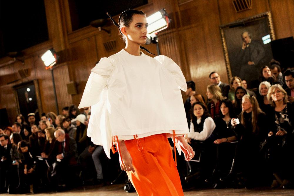 Zhixian Wang london college of fashion MA16 catwalk 4.jpg