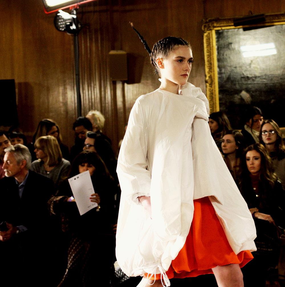 Zhixian Wang london college of fashion MA16 catwalk 5.jpg