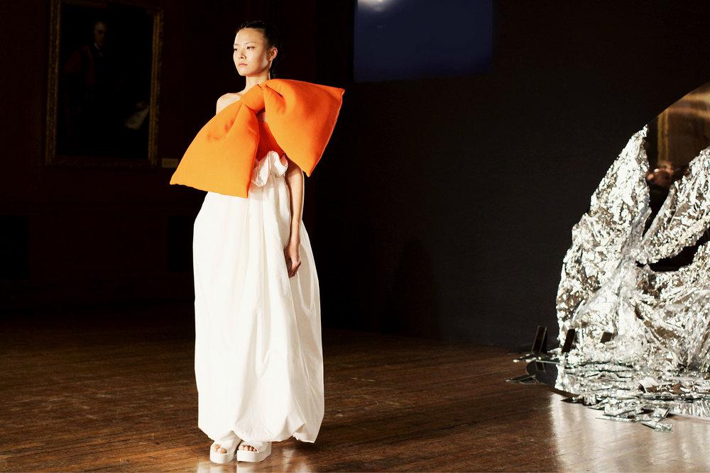 Zhixian Wang london college of fashion MA16 catwalk 8.jpg