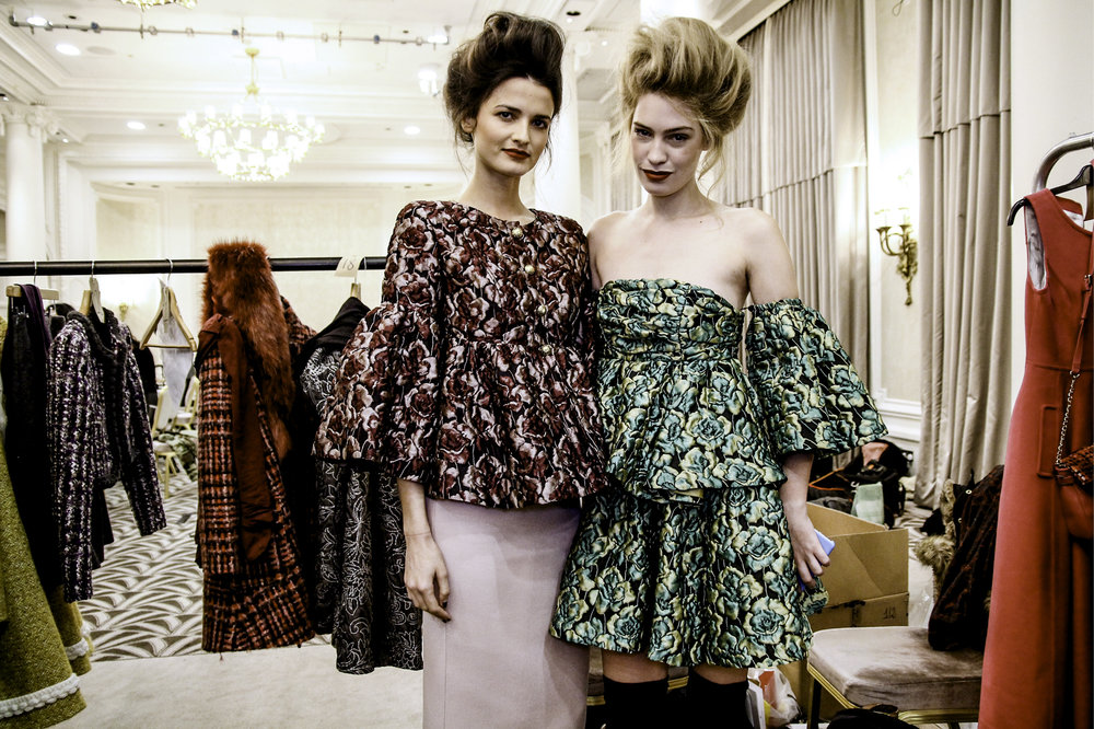 Paul Costeloe AW15 Backstage London Fashion Week 6.jpg