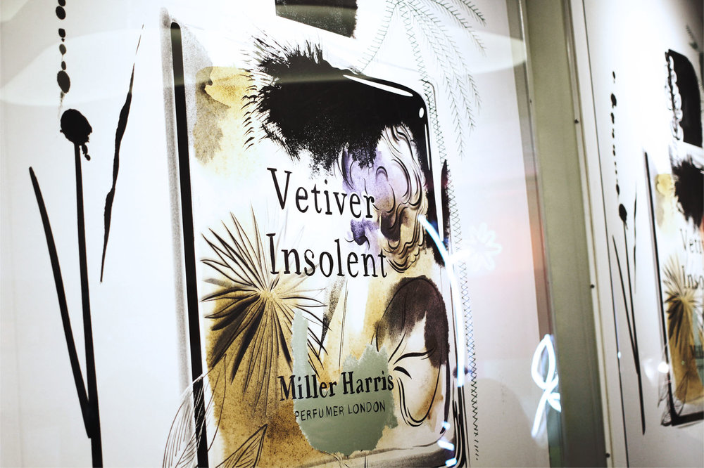 Miller Harris Vetiver Insolent thirty plus blogs party.jpg