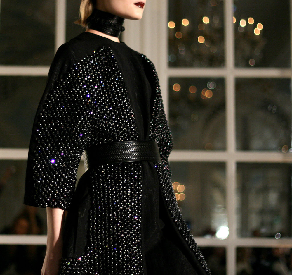 Fyodor Golan AW13 London Fashion Week catwalk 4.jpg