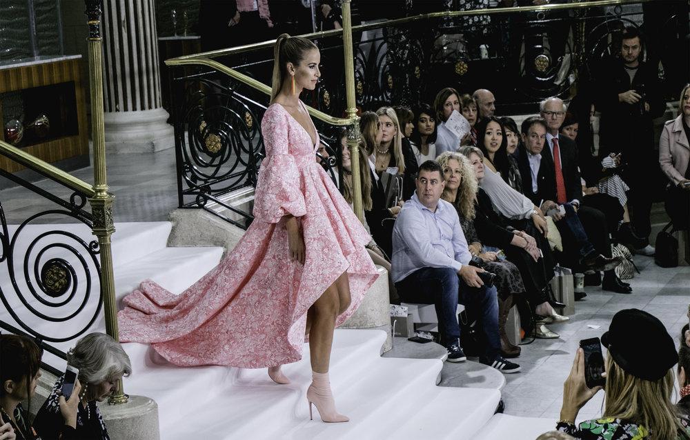 London Fashion Week SS18 Paul Costelloe
