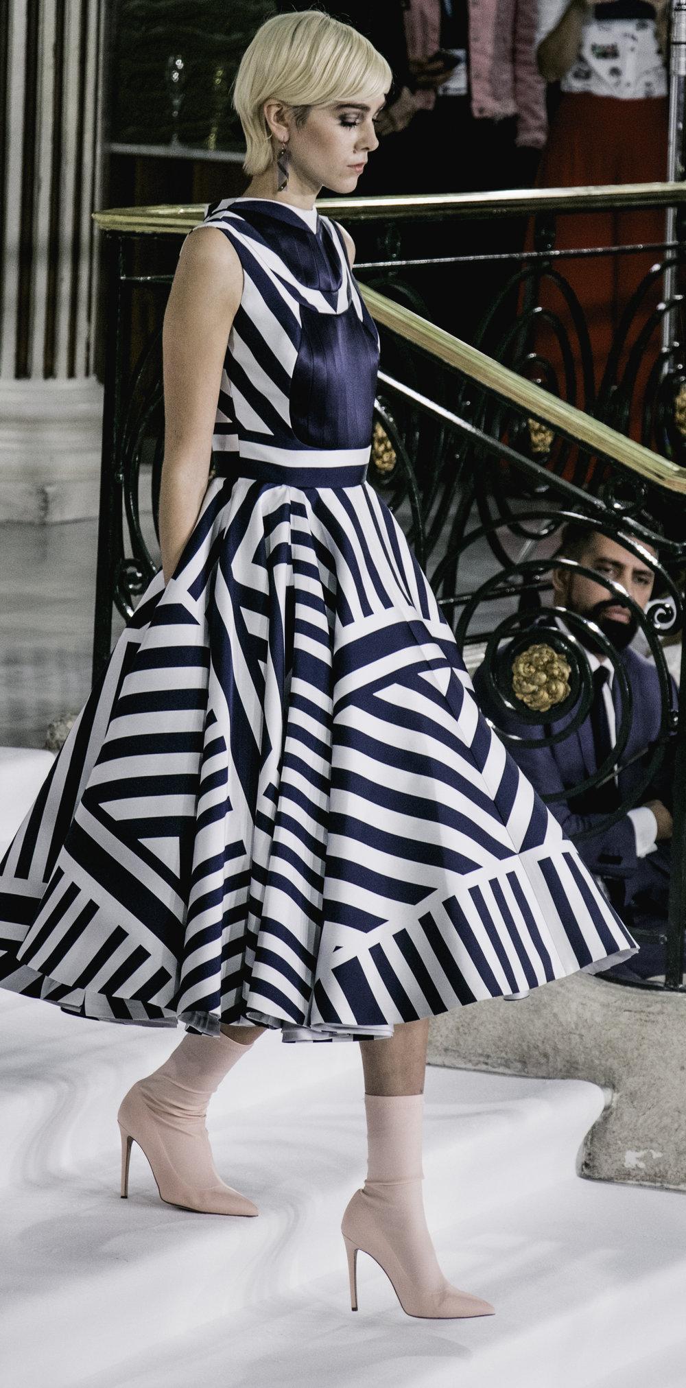 London Fashion Week SS18 Paul Costelloe catwalk.jpg