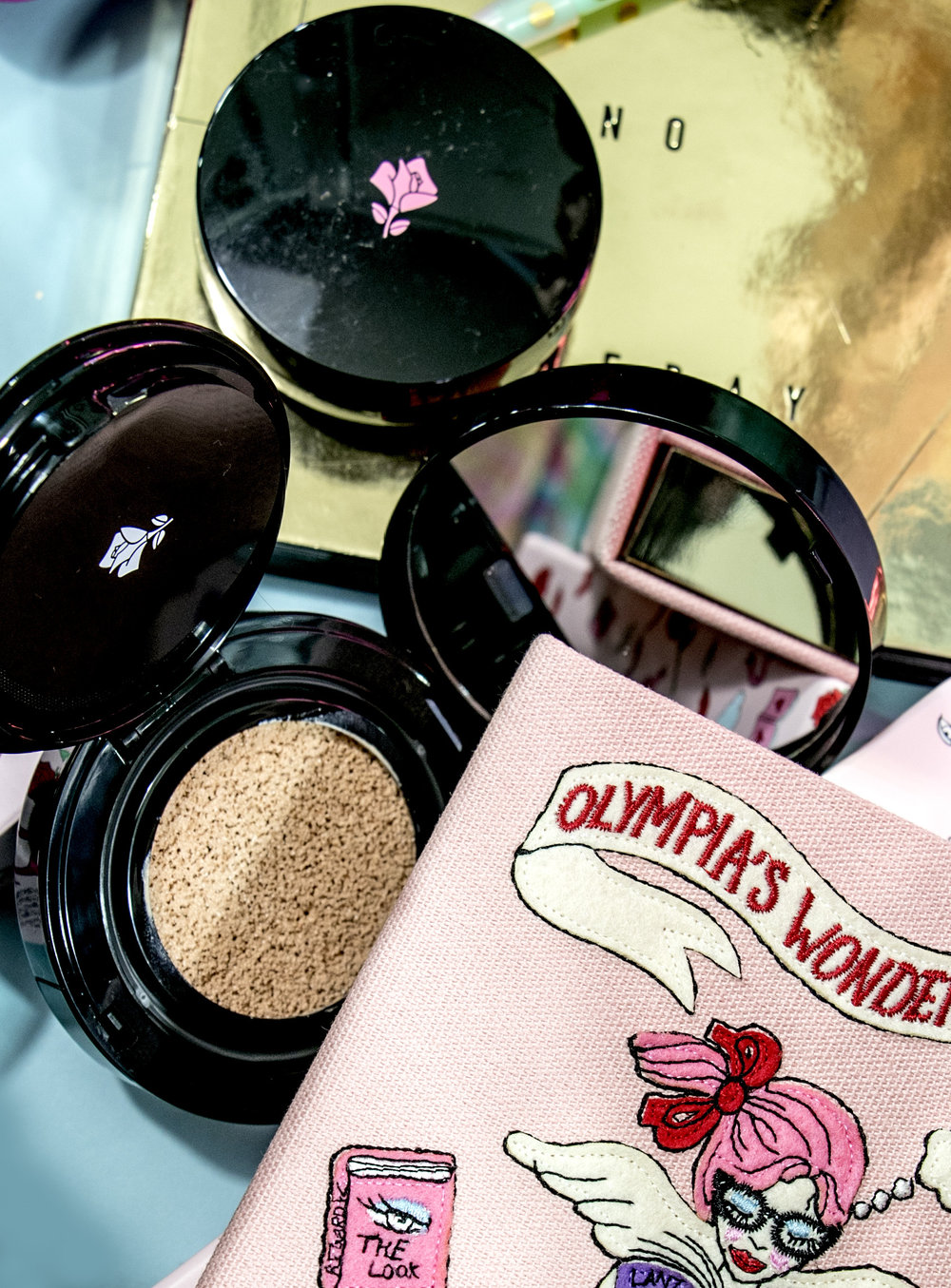 lancome olympia le tan review
