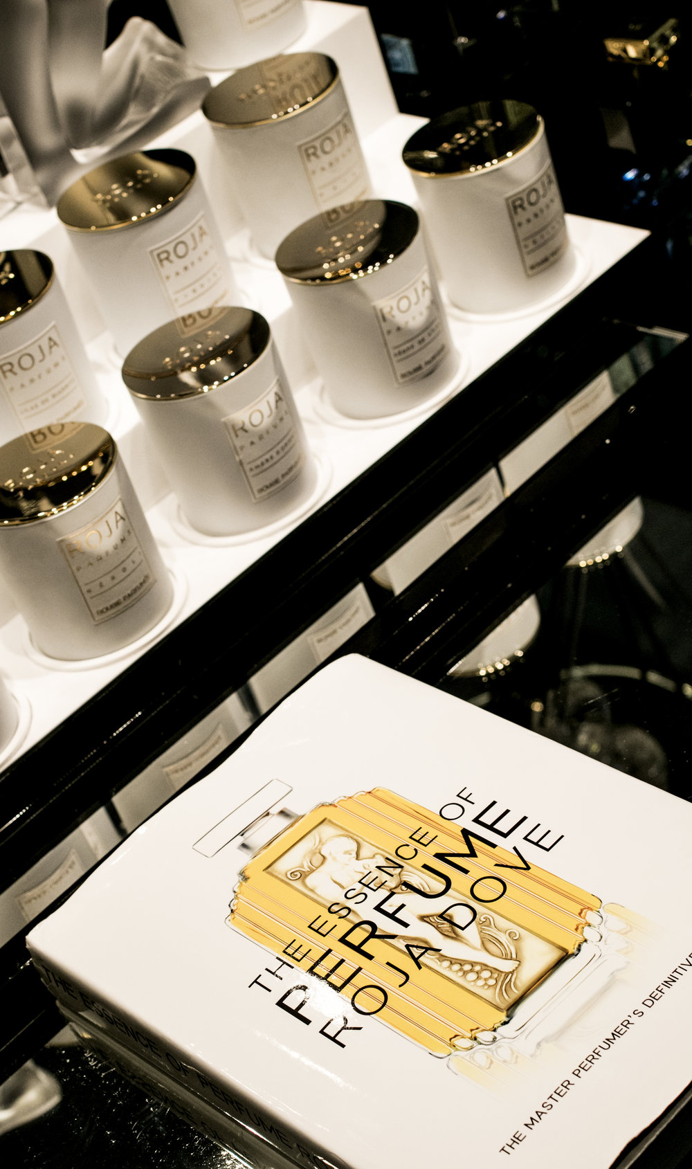 Roja parfums burlington arcade