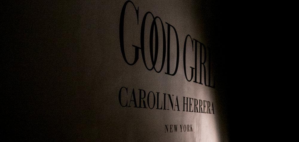 Carolina Herrera good girl fragrance