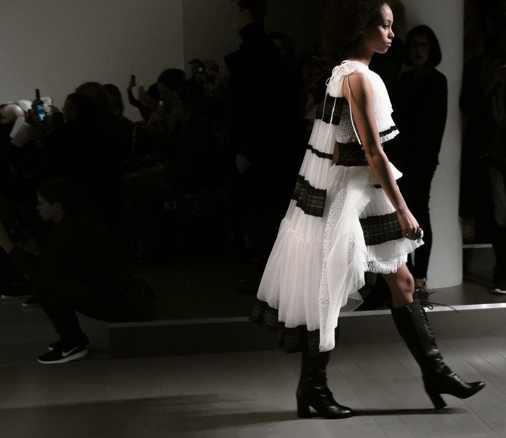 London Fashion Week Bora Aksu AW18