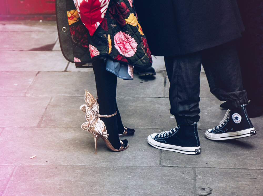 Adorngirl London Fashion Week street style