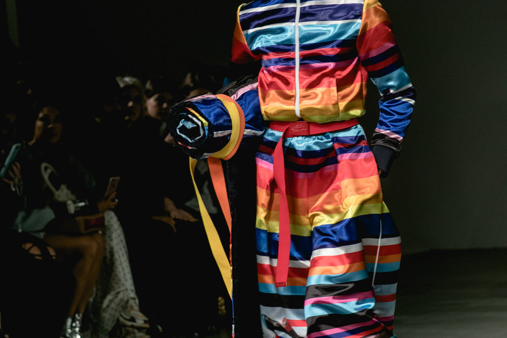 London Fashion Week Fyodor Golan AW18