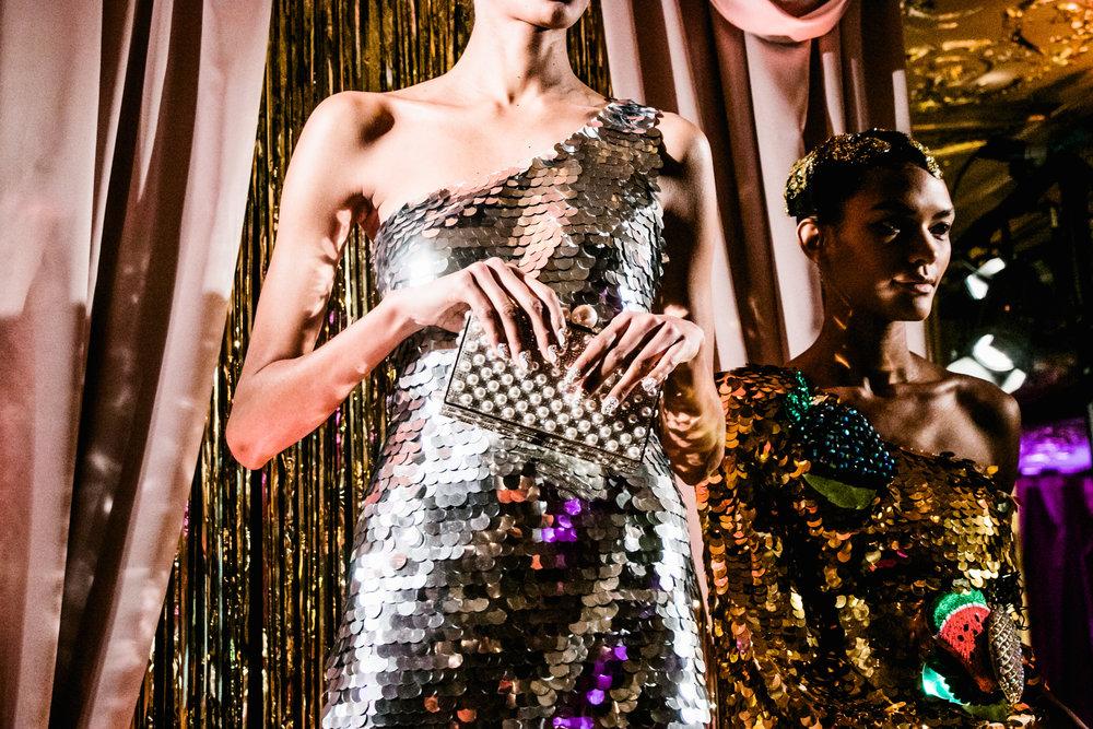 London Fashion Week Sophia Webster AW18