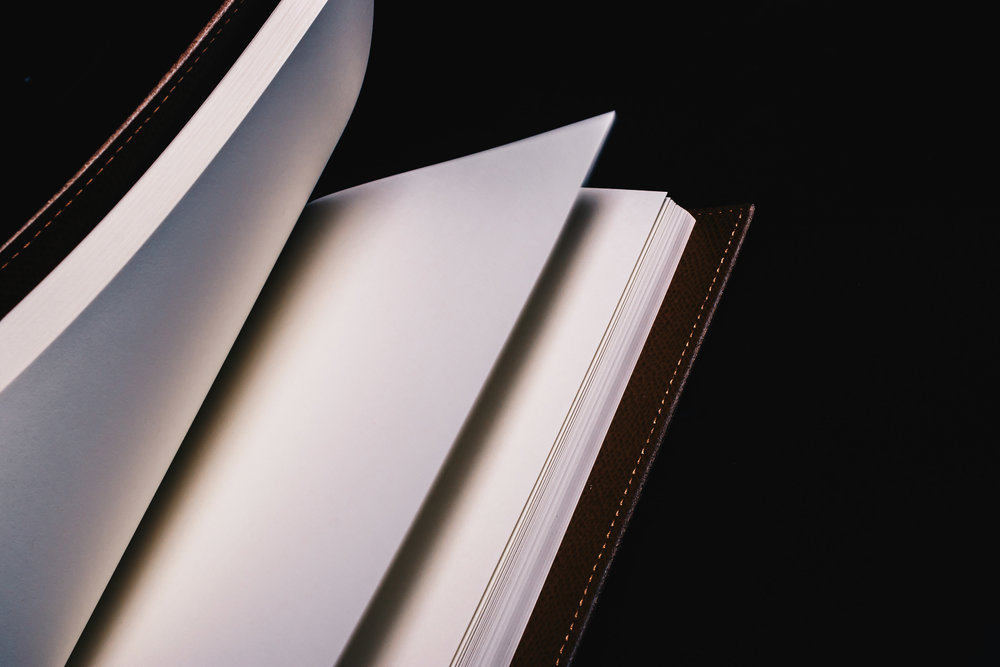 Pen Heaven engraved journal