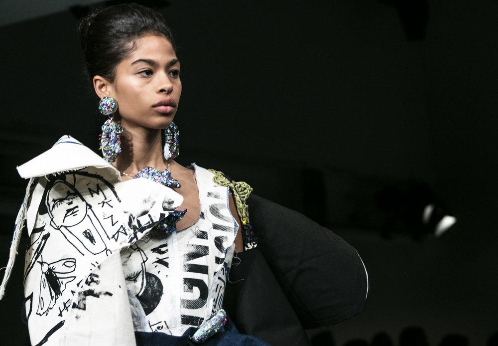 Matty Bovan London Fashion Week SS19 Adorngirl 6.jpg