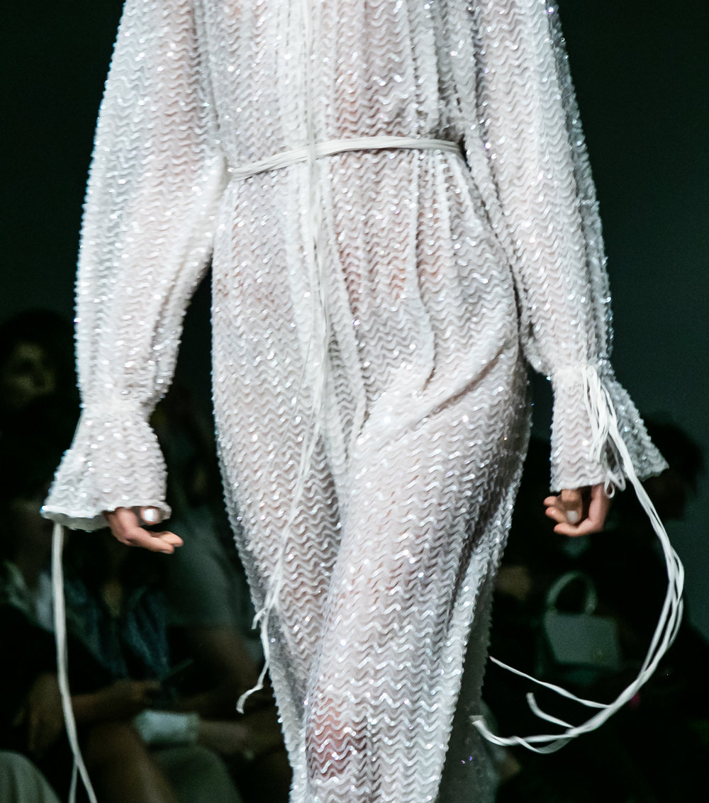 London fashion week Ashish SS19