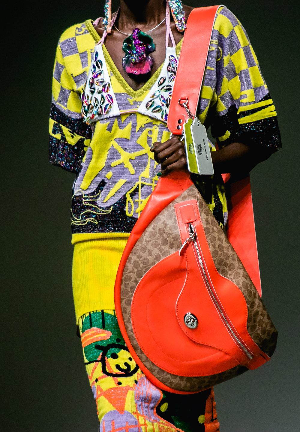London Fashion Week Matty Bovan SS19