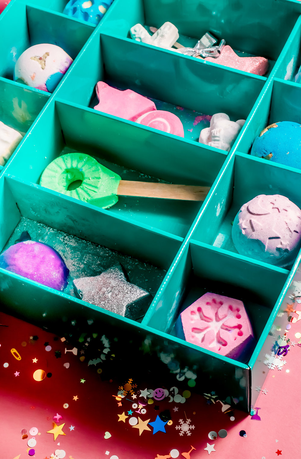 Lush Christmas dreamscape gift set
