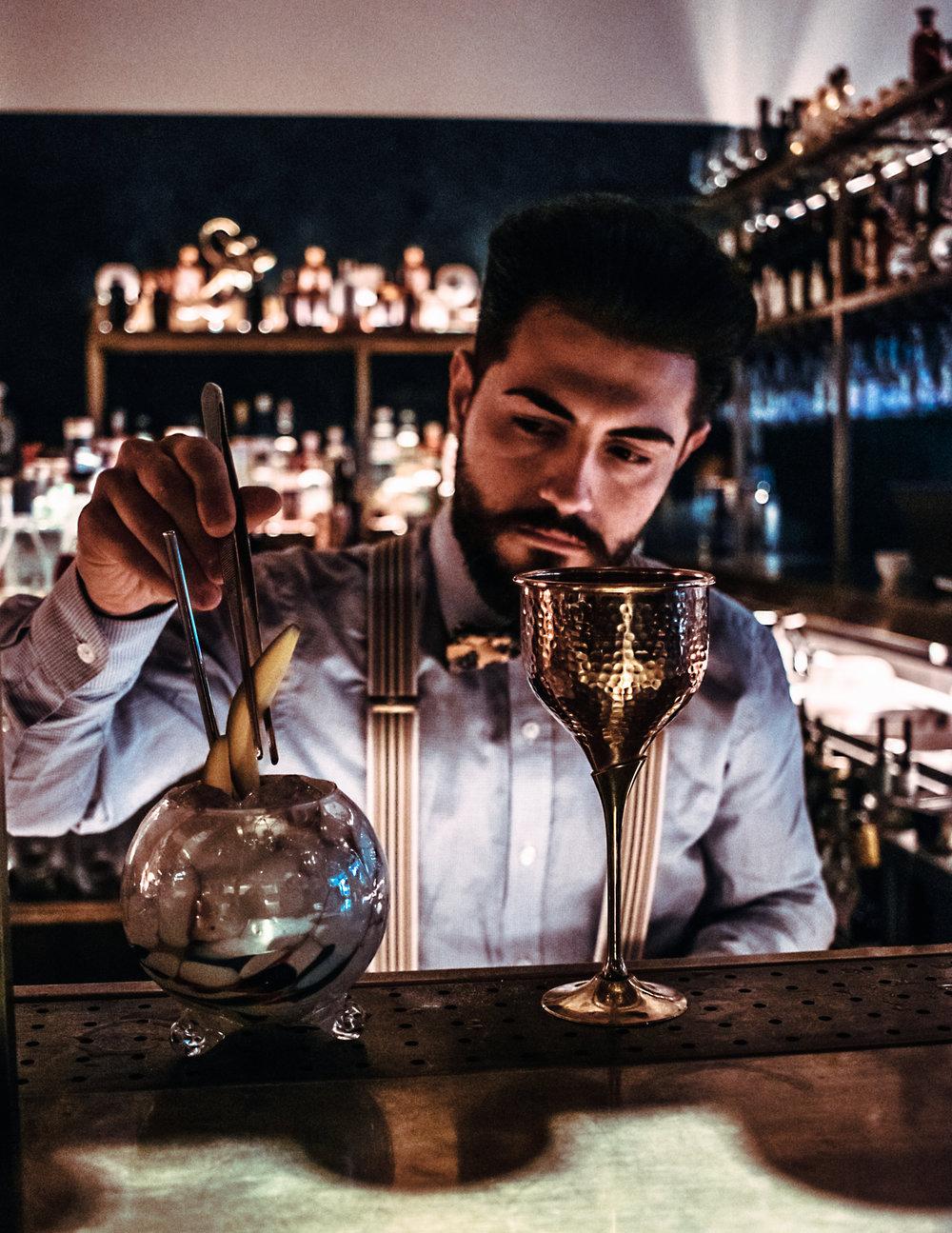 Farzi cafe London review