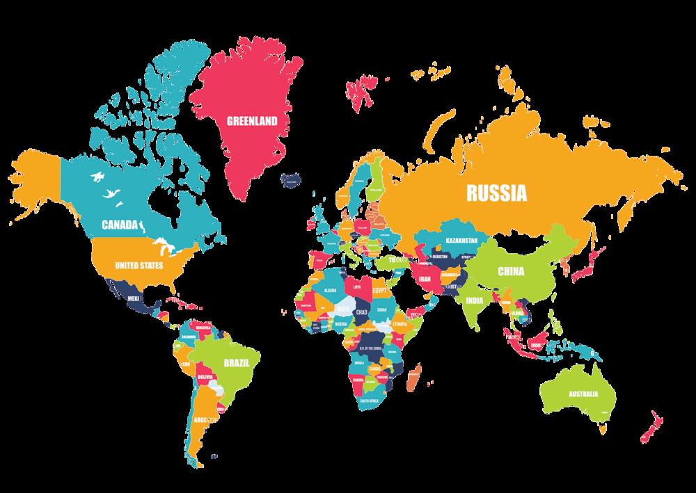 Partners keepguard world map largeg gumiabroncs Gallery