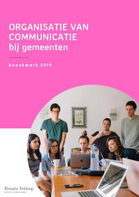 Voorblad Organisatie van communicatie bij gemeenten - benchmark 2019.png
