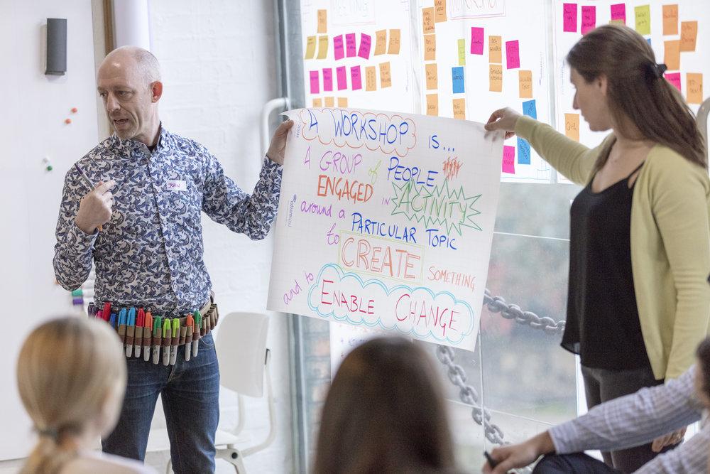 Meeting, Presentation or Workshop?