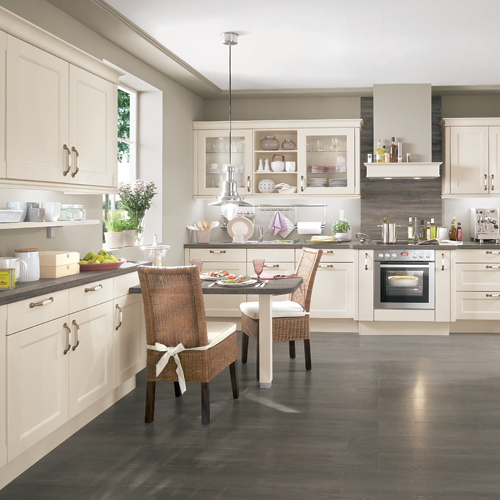 - Traditional Nobilia KitchensThe traditional look is still in great demand, as it offers the room clear shapes, and natural colours, which are characteristic of the traditional style. This style works well in most kitchens and galley kitchens that incorporate an island or breakfast bar. It is also a good choice for traditional homes like cottages, or terraced houses, as well as new build houses and larger styled town houses. Read More…