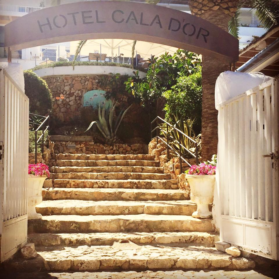 Cala d'Or, Majorca    28th October - 4th November 2017