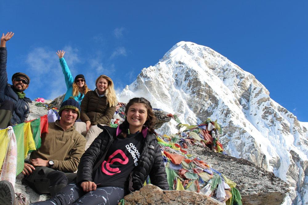The Top of Kala Patta
