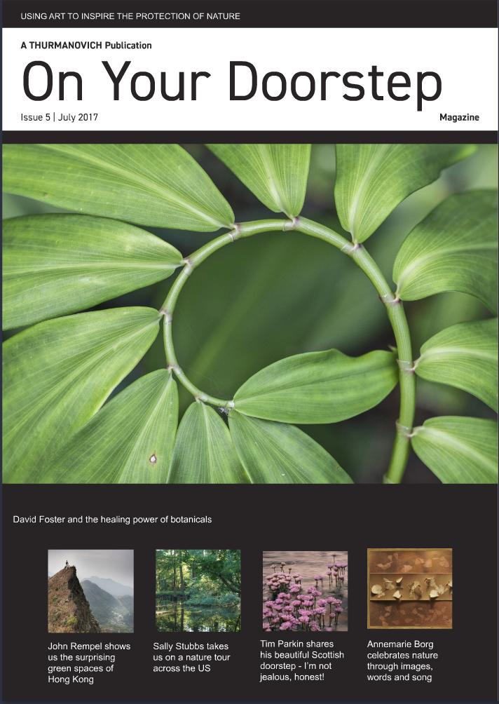 On Your Doorstep Magazine - Issue 5